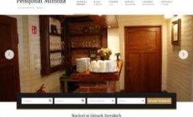 Pensjonat Mimoza w Świeradowie-Zdroju