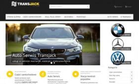 Sklep internetowy Transjack