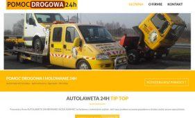 TIP TOP – Pomoc drogowa