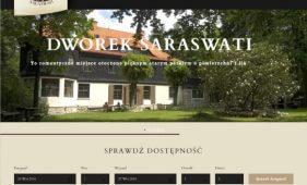 Dworek Saraswati w Pobiednej