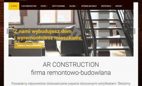 Firma budowlana AR Construction