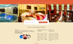 Hotel w Szklarskiej Porębie