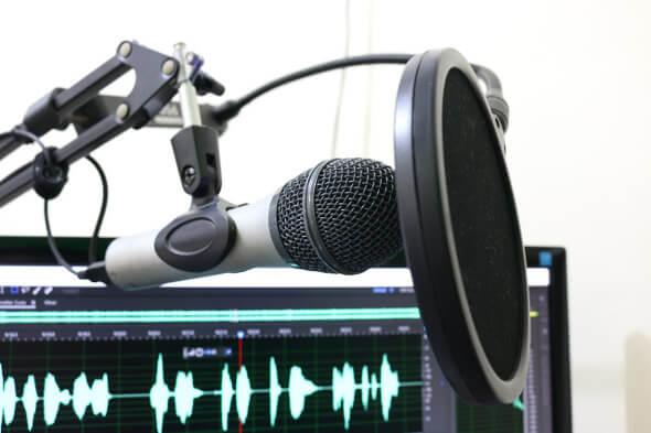 nagrywanie podcastów