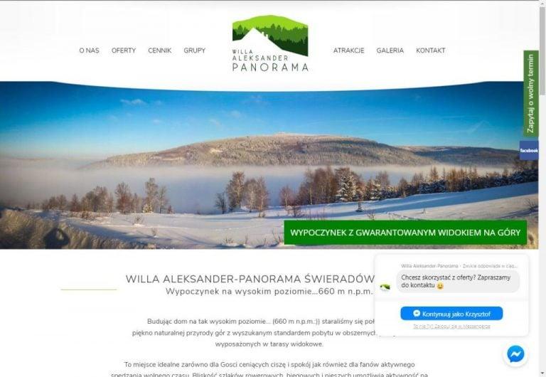 willa aleksander-panorama