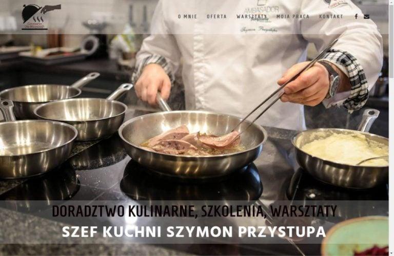 Szymon Przystupa - Gotowanie dla wszystkich