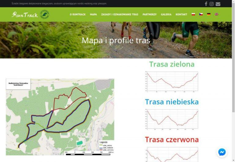 informacje dla biegaczy