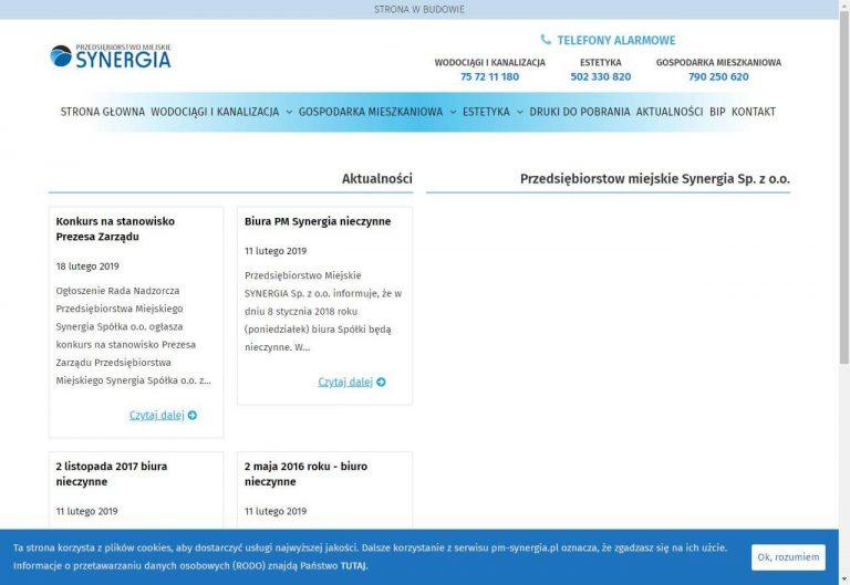 strona główna serwisu informacyjnego