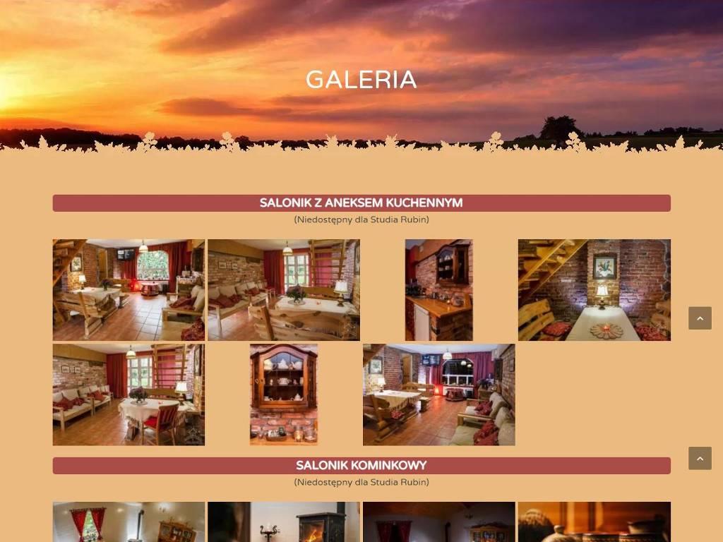 galeria pokoi na stronie www
