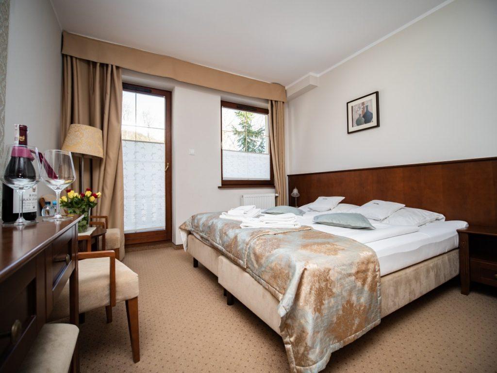 zdjęcie hotelu na stronie www