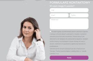 Dlaczego warto umieścić formularz kontaktowy na stronie internetowej?