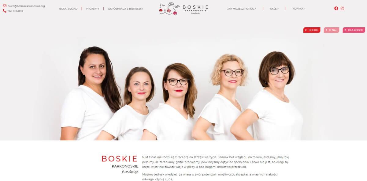 boskiekarkonoskie.pl - strona główna