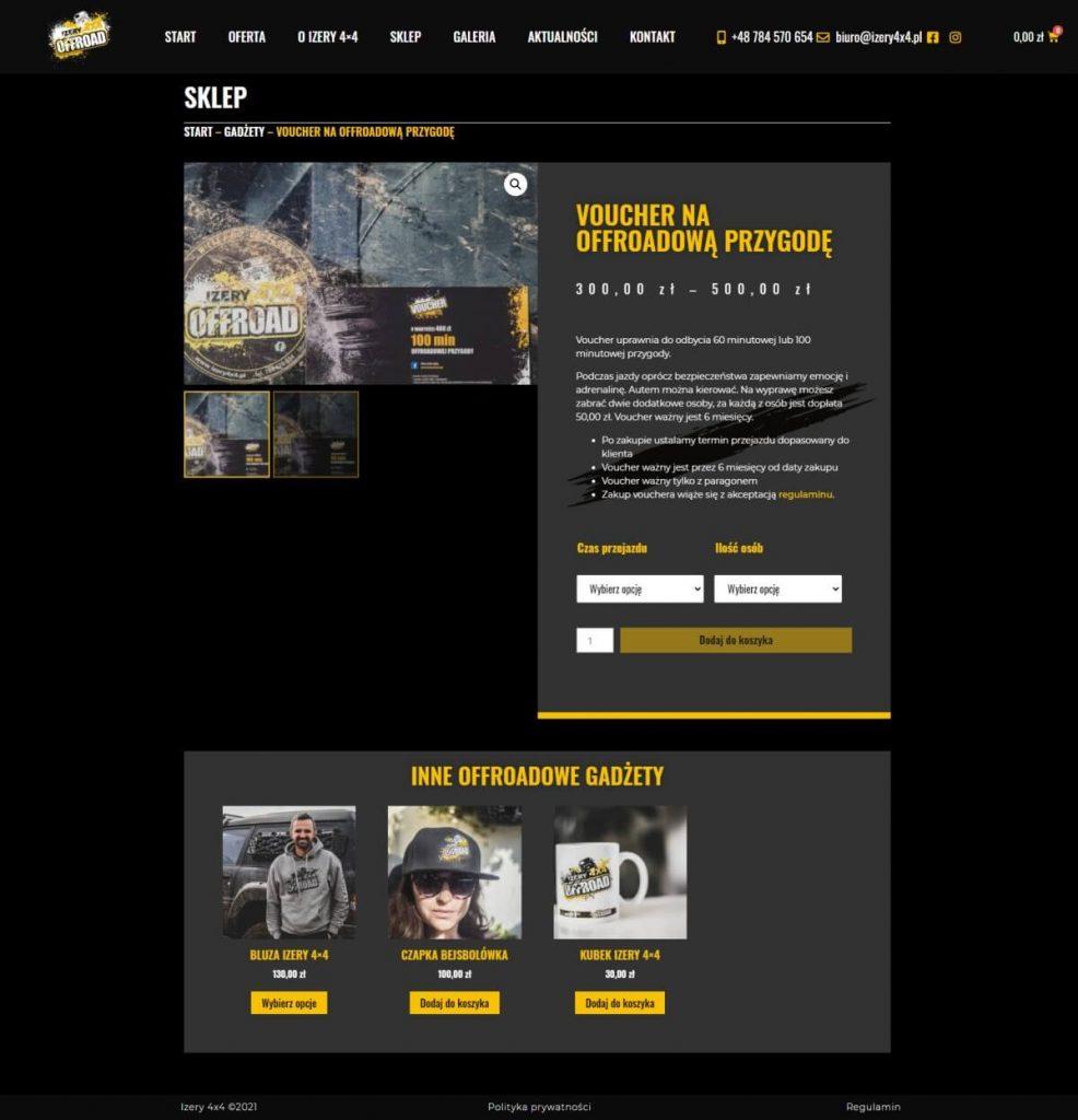 rezerwacja online voucherów