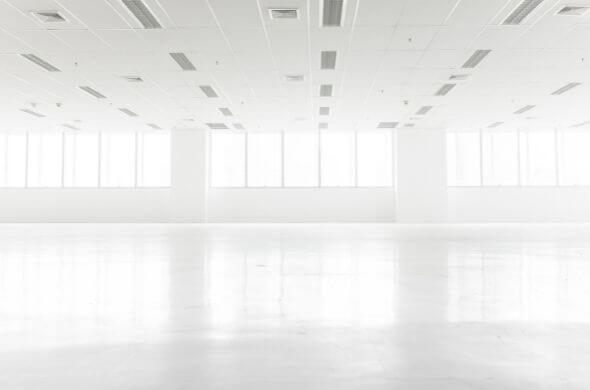 Biała przestrzeń